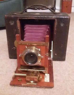 Kodak No 4 Cartridge Camera