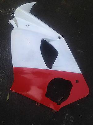 Yamaha fzr 600r 1994 4jh left hand side front fairing