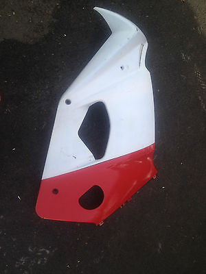 Yamaha fzr 600r 1994 4jh right hand side front fairing