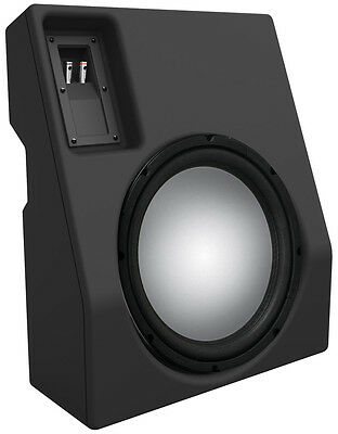 """MTX THUNDERFORM Toyota Tacoma Double Cab 2005-2015 UNLOADED FITS 1-10"""" SUBWOOFER"""