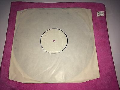 Oasis Hung In A Bad Place Original Promo Test Pressing Rkid 25Tpx Rare