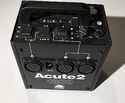 Profoto Acute2 1200 Power Supply / Generator