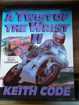 Motorcycle Riding Book A Twist Of The Wrist 2