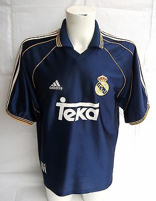 Maillot  REAL MADRID  FC   * TEKA *  ADIDAS  Taille  L