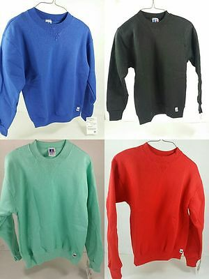 Vintage Youth Sweatshirt Crew Neck Russell Athletic Sweatshirt DEAD STOCK New