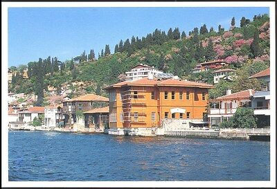 Istanbul- Summer Mansion On The Asiatic Shore Bosphorus