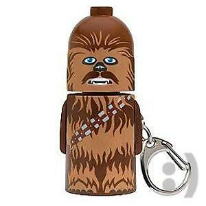 NEW Star Wars Chewbacca Stack 'Ems Keychain