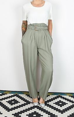 Jumpsuit UK 14 Large approx. 1980's 80's  All in one Vintage (KAL)
