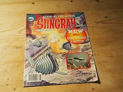 Stingray comic from 1993