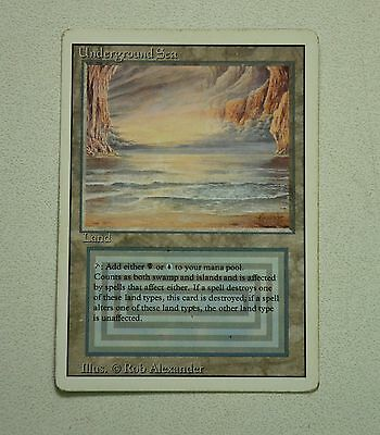 Underground Sea Revised MTG