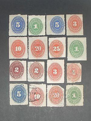 Mexico stamps mint & used  (i do combine p&p) A