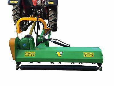 Ditch Bank Mower / Verge Flail Mower from Victory Tractor Implements (BCRL-145)