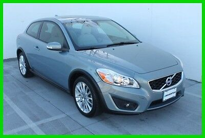 2011 Volvo C30 Auto w/Moonroof Volvo C30 Hatchback 2011 VOLVO C30 HATCHBACK 47K MILES*1OWNER*LOCAL TRADE IN*CLEAN CARFAX!!