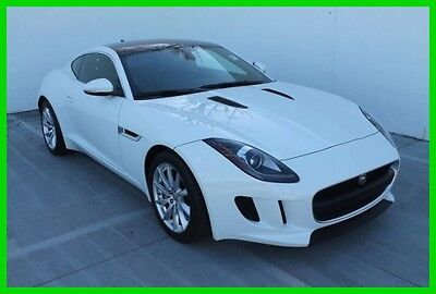 2015 Jaguar F-Type Jaguar F type V6 coupe 2015 JAGUAR F TYPE V6 340HP 16K MILES*1OWNER*LOCAL TRADE IN*CLEAN CARFAX!!