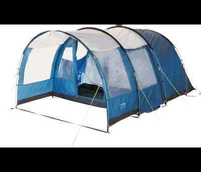 USED Trespass Go Further PREMIUM 4 Tunnel TENT PERFECT condition