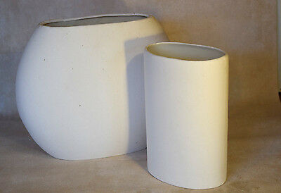 Vases for Paint ~ inside glazed ~Casting ceramic ~ Schruehware ~ selection (31)