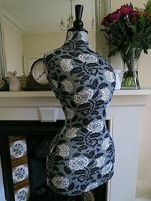 Vintage Antique French Stockman Style Wasp Waist Female Mannequin Corsetry #5