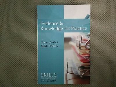 Evidence & Knowledge for Practice