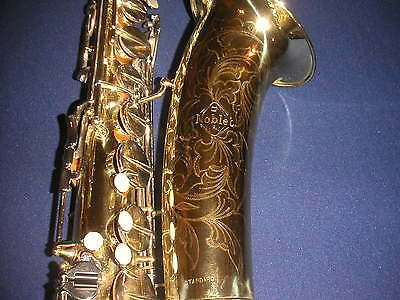 LEBLANC NOBLET TENOR SAXOPHONE - MADE IN FRANCE by BEAUGNIER - READY TO PLAY!