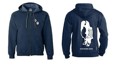 Bernese Mountain Dog  Hoodie Exclusive Dogeria Breed Design