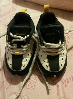 reebok infant runners size 3
