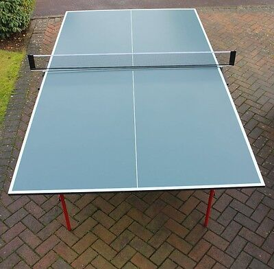Butterfly Home Rollaway Table Tennis Table - Excellent Condition