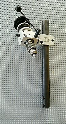 Emco Unimat 3 Milling Head With Drill Chuck