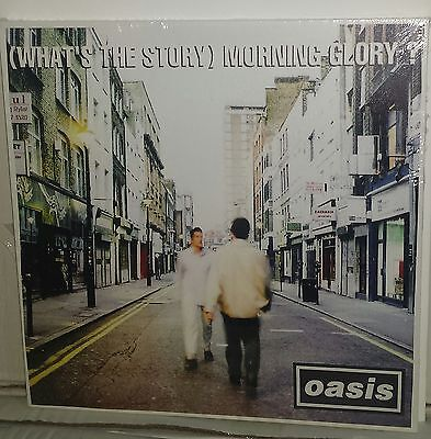 Oasis (What's The Story) Morning Glory? Album Cover Canvas Art Print Brand New
