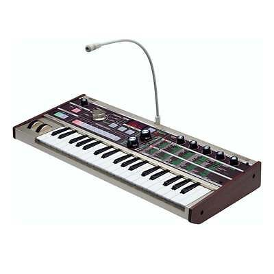 Korg microKORG 37 Key Mini Synthesizer & Vocoder with carry case included