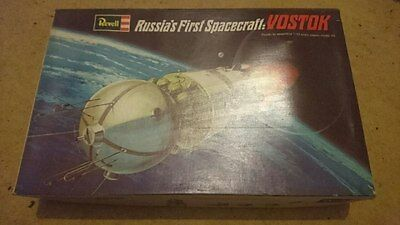 Revell Russia's First Spacecraft: Vostok Vintage Model Kit