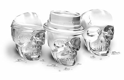Tovolo Skull Ice Molds (Set of 3)