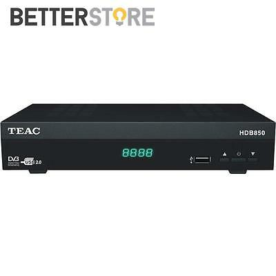 High Definition Digital Set Top Box with USB PVR and File Playback 1080p HDMI
