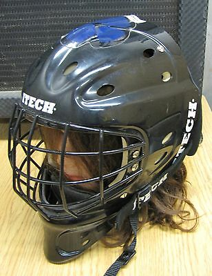 goalie mask hockey Itech profile 1000 junior type 3 assembled 2001