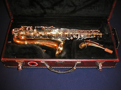 LEBLANC NOBLET Eb ALTO SAXOPHONE - MADE IN FRANCE by BEAUGNIER - READY TO PLAY!