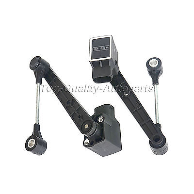 Pair Height Ride Level Sensor Fit Land Rover Discovery2 V8 TD5 Rear Suspension