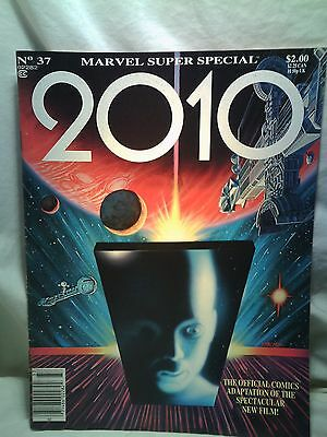 Marvel Super Special 2010 Marvel Comics issue 37