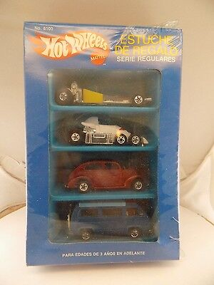 Hot Wheels Mexico Mexican 4 Pack
