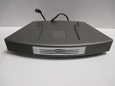 Bose Wave Music System silver 3 Disc Multi CD Changer working condition