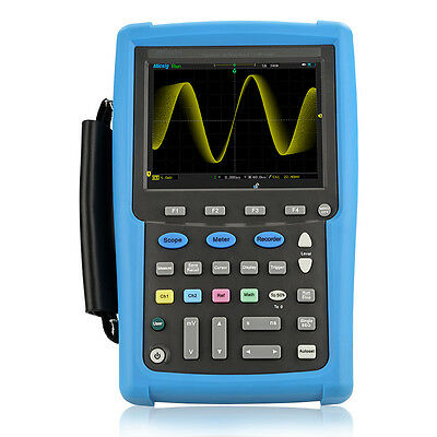 Handheld Oscilloscope 200MHz 2CH super easy to use  Clearance