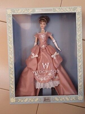 Collectors Limited Edition - Wedgwood England 1759 Barbie Doll - Perfect in Box!