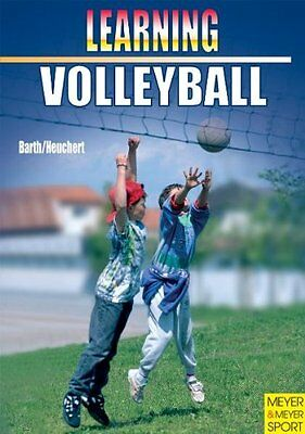 Learning Volleyball Copertina flessibile