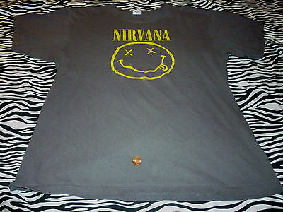 Nirvana Vintage 2003 Shirt ( Used Size M ) Used Condition!!!