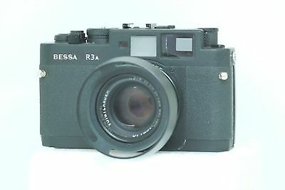 Excellent Voigtlander Bessa R3A with Nokton Classic 40mm 1.4 ultimate kit [Read]