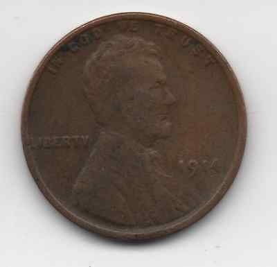 1914 Lincoln Liberty one cent