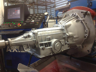 Ford Falcon BA XR8 V8 BTR 4 Speed Reconditioned Automatic Transmission