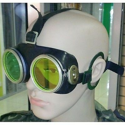 Еyeglasses protective OPF Soviet soldier from a nuclear explosion, for bikers