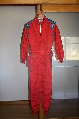 Sparco Level 2 Race Suit - Small