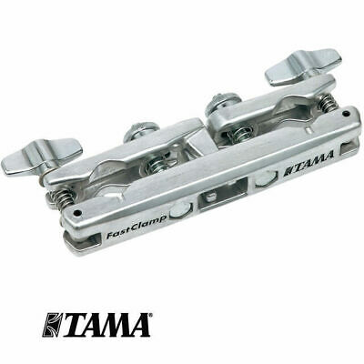 Tama MC62 Fast Clamp Universal Double Clamp for Cymbal and Tom Arms