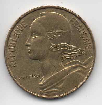 1988 10 Centimes France French