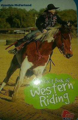 The Fact Book of Western Riding by Cynthia McFarland